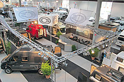 Cs Reisemobile Auf Dem Caravan Salon Düsseldorf Vom 2608 Bis 0309