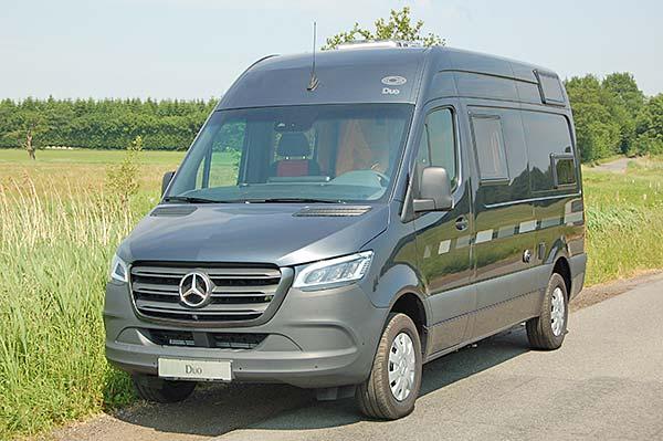 Cs Reisemobile Campervan Duo