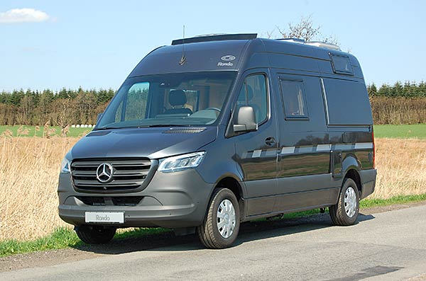 Sprinter Van Camper >> Cs Reisemobile Camper Van Based On Mb Sprinter